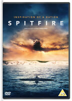 Spitfire DVD (2018) David Fairhead cert PG ***NEW*** FREE Shipping, Save £s