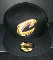 Cleveland Cavaliers New Era 9FIFTY NBA Adjustable Snap Snapback Hat Cap 950 $32