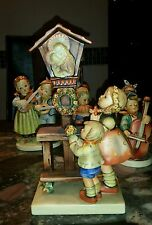"Hummel ADORATION Goebel Figurine 9"" Madonna Jesus Mary Shrine HUM 23/III TMK 3"