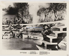 JAMES BOND YOU ONLY LIVE TWICE TETSURO TAMBA ORIG 1971 REISSUE 8X10