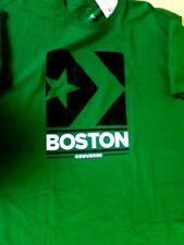 AUTHENTIC CONVERSE 100%25 COTTON BOSTON T SHIRT 10016868-A01-302