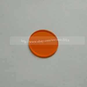 Optical Glass Filter 550nm Long Pass IR Pass Filter Dia.25mm