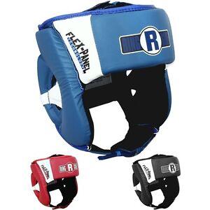 Ringside Boxing Training Elite Amateur Open Face Competition Headgear Headgear