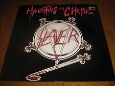 Slayer-Haunting the chapel EP,Roadrunner Netherlands 1984,sehr rar,3 Tracks,mint