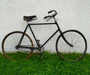 Vélo RUDGE WHITWORTH - bicycle old fahrrad bike bici antique peugeot ancien 1900