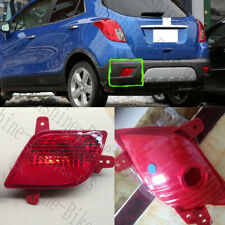 1X Left Rear Bumper Tail Fog Light Cover without BULBS For Buick Encore 2013-15