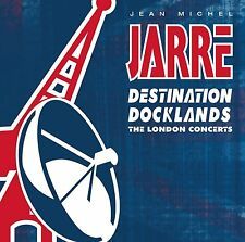 JEAN MICHEL JARRE - DESTINATION DOCKLANDS: THE LONDON CONCERTS CD ALBUM (2014)