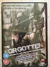 David Elby THE FORGOTTEN ~ 2011 Brutal American Indie Horror Film    UK DVD