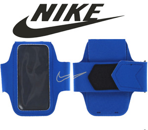 Nike Lightweight Arm Band 2.0 (Game Royal/Silver) Unisex