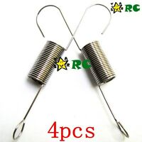 1/8 RC Throttle Return Spring 4PCS Fit for 21 to 30 Novarossi, Max, O.S.engines