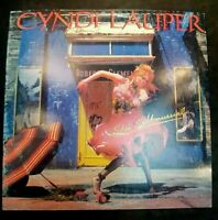 Cyndi Lauper 1983 She's So Unusual LP Vinyl Record FR #38930 NM VINYL