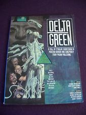 Delta Green Call of Cthulhu RPG Sourcebook 1996