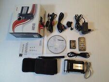 TOSHIBA CAMILEO PRO HD cámara video digital alta definición y multifunción