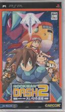 [FROM JAPAN][PSP] Mega Man Legends 2 / Capcom [Japanese]