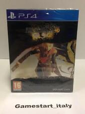 FINAL FANTASY TYPE-0 HD LIMITED EDITION - SONY PS4 - NUOVO SIGILLATO - NEW PAL