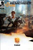 Remember Me Cubed 1 Capcom Promotional Matt Kindt Southworth Art HTF NM