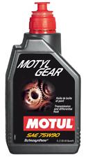 1 lt Motul Motylgear 75W90 Olio Lubrificante Trasmissione Cambio e differenziale