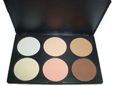 6 Color Camouflage Concealer Palette Set Makeup Facial Cosmetic Beauty New