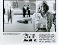 "Cate Blanchett The Talented Mr. Ripley Original 8x10"" Photo #M4150"