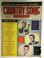 COUNTRY SONG ROUNDUP May 1962 Patsy Cline article