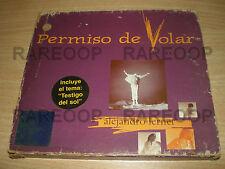 Permiso De Volar by Alejandro Lerner (CD, 1994, BMG) MADE IN ARGENTINA
