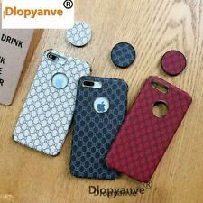 Fashion Grid pattern Case For Iphone X XS XR XsMax 6 6S 7 8Plus phone shell with