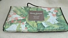 Tommy Bahama Home Aregada Dock Ecr Standard Quilt Sham Set New In Package