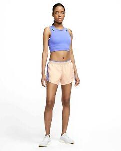 $30 NEW Nike Shorts Womens Dri Fit 10K Tempo Running Training Shorts 895863 MED