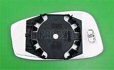 Fiat Stilo Multi Idea Right Side (Driver) Heated Door Mirror glass (01-07)