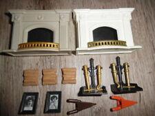 Playmobil Ersatzteile aus Kamin - Wohnzimmer zum Puppenhaus zur Auswahl