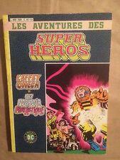 SUPER HEROS (Arédit DC en couleurs) - T8 et T9