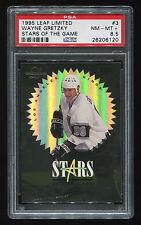 1995 Leaf Limited Stars of the Game Wayne Gretzky #3 PSA 8.5