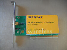 NETGEAR Netzwerkkarten mit PCI Anschluss