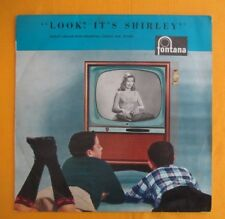 Shirley Abicair (1960's Australian folk singer) Lp - Look! It's Shirley
