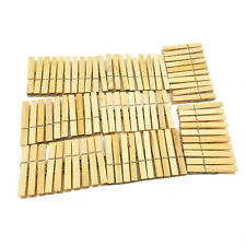 Wäscheklammern aus Holz Wäsche Klammer Holzwäscheklammern Holzklammern Basteln