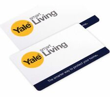 Yale Smart Keyless Connected / Conexis L1 Door Lock Key Card - Twin Pack