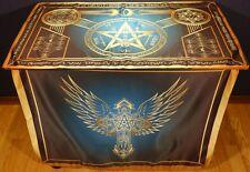 Altar of Ceremonial Magic or Classic Magic Altar  Blue