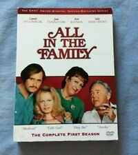ALl In The Family Complete First Season With Original Inserts Zero Scratches