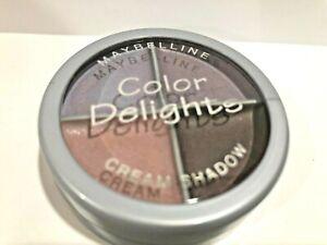 MAYBELLINE COLOR DELIGHTS CREAM Eye Shadow    TWILIGHT GLOW