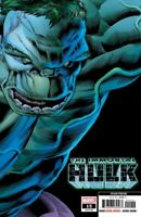 Marvel Comics Immortal Hulk #15 Legacy #732 2019 NM C-Variant