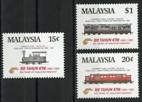Malaysia #301-303 MNH CV$9.35