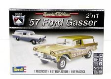 Revell 4396 1:25th escala 57 Ford Gasser spiecal edición 2 en 1 Kit Station Wagon
