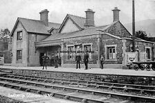 pt0019 - Sedbergh Railway Station , Yorkshire - photo 6x4