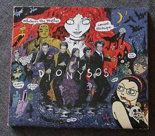 Dionysos, whatever the weather - concert électrique, CD