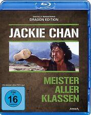 JACKIE CHAN - MEISTER ALLER KLASSEN-DRAGON EDITION  BLU-RAY NEU