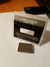 Mary Kay Mineral Eye Color. Espresso - New in Box. Discontinued