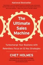 The Ultimate Sales Machine: Turbocharge Your Business with Rele... 9781591842156