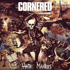 Cornered - Hate Mantras LP LEEWAY MADBALL SICK OF IT ALL BORN FROM PAIN