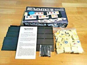 Rummikub - Pressman - Vintage Rummikub - Gesellschaftsspiel - 1980 - Gebraucht