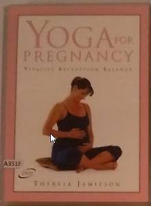 Yoga For Pregnancy: Vitality Relaxation Balance DVD Theresa Jamieson R0 - all re